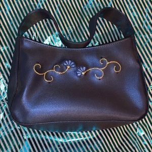 ✨NWOT NAVY SMALL PURSE✨